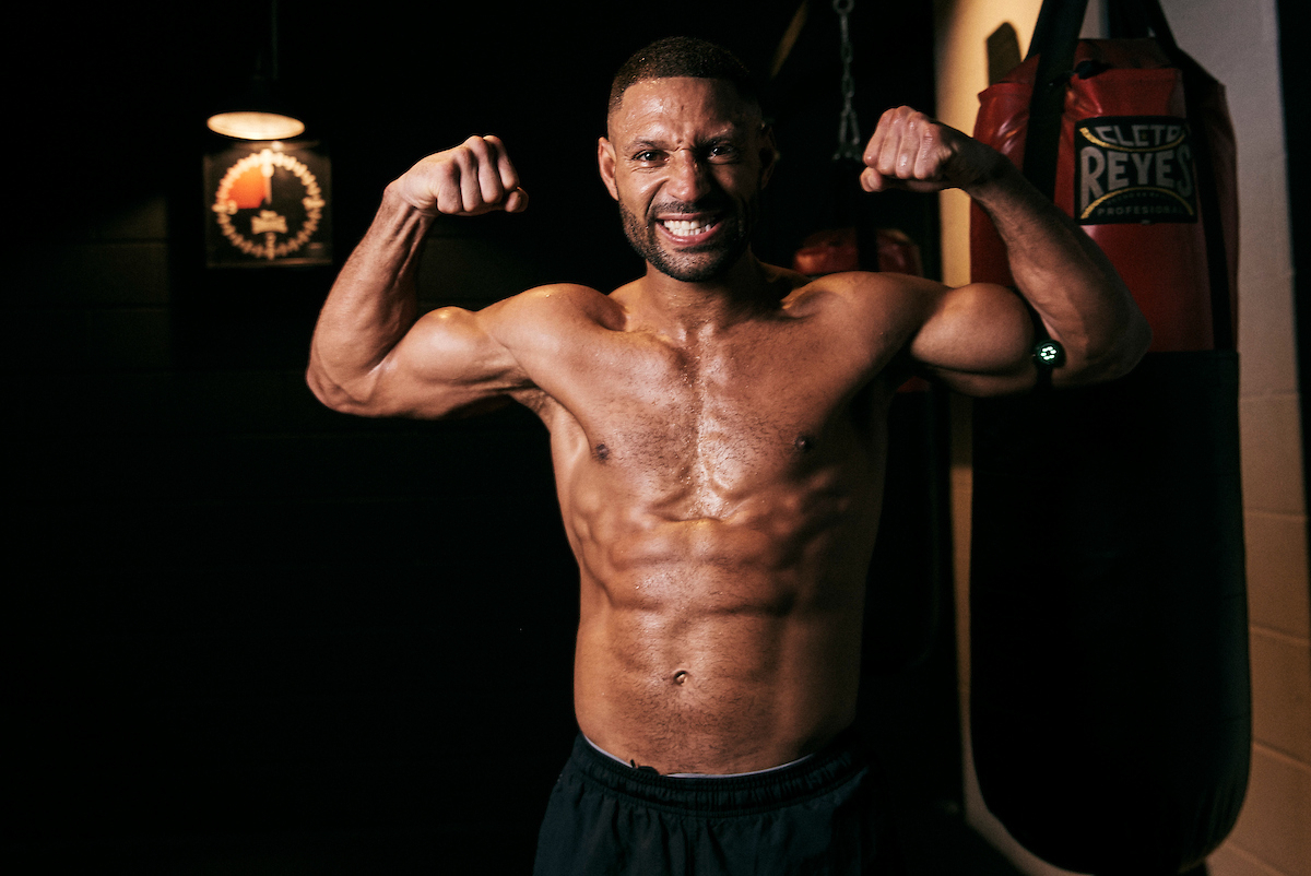 Kell Brook (Mark Robinson/Matchroom)