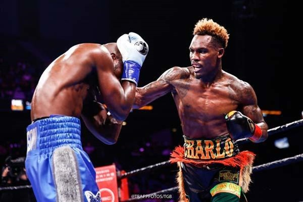 Jermell Charlo becomes two-time champ