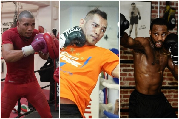 Chris Eubank Jr and 9 other boxers who moved down to move forward