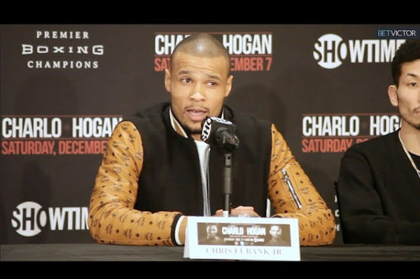 Chris Eubank Jr: I'm the best middleweight in the world (video)