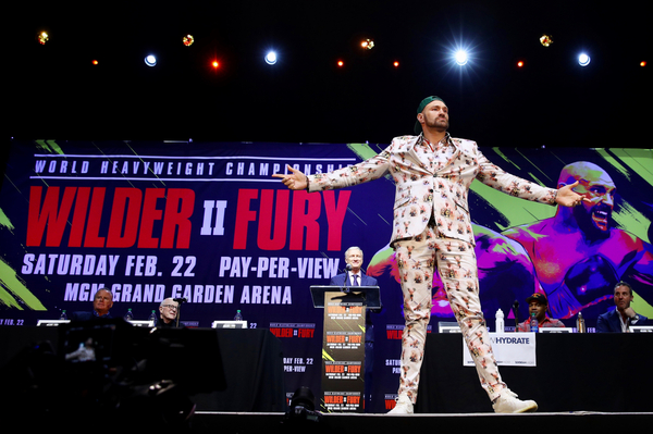 Tyson Fury and Me: Inspired by a stranger