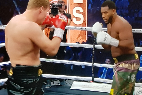 Alexander Povetkin vs Michael Hunter draw report and Clash on the Dunes results