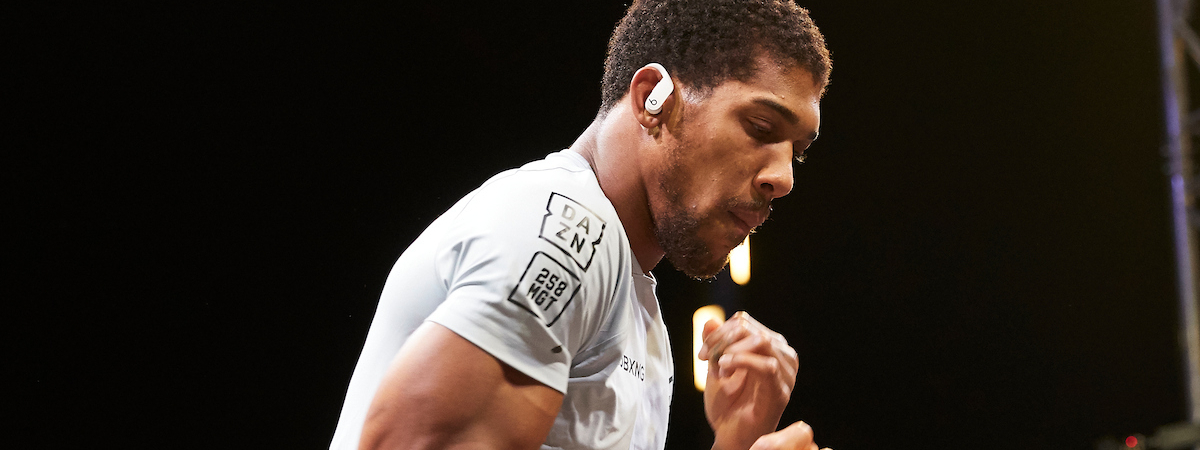 Anthony Joshua admits: 'Andy Ruiz Jr will be on my mind forever'