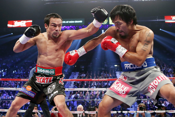 Exorcising the Manny Pacquiao ghost sealed Juan Manuel Marquez Hall of Fame nod