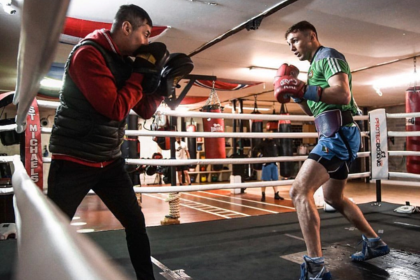 O'Rourke's Drift: Introducing the Dublin boxing gym frequented by Andy Lee and Jason Quigley