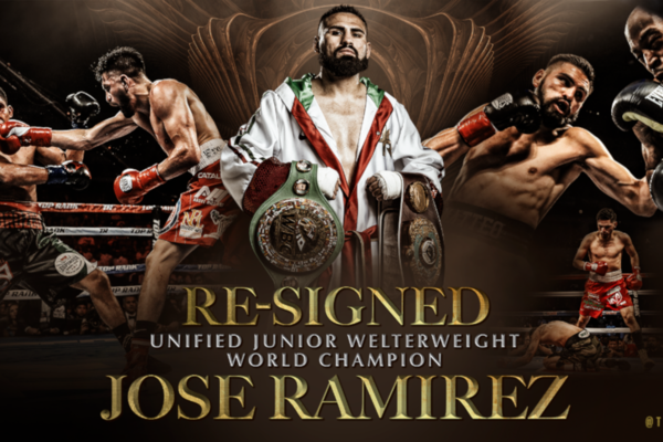 Jose Ramirez targets Josh Taylor as he signs new Top Rank deal
