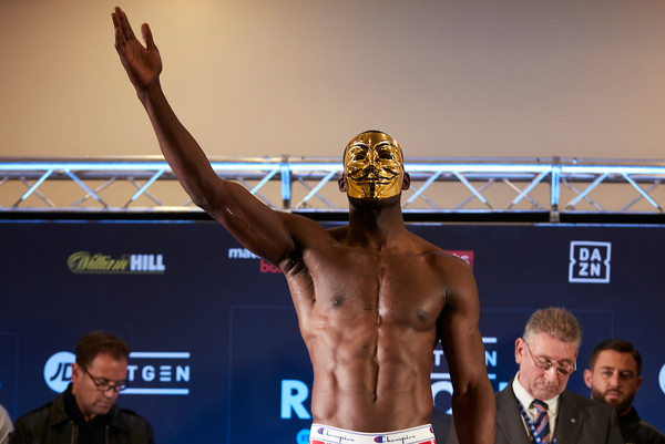 Riakporhe vs Massey: Boxing tonight weights, TV channel, running order & undercard