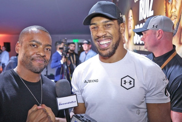 Anthony Joshua: Islam played a big role; my uncles went to Mecca for me (video)