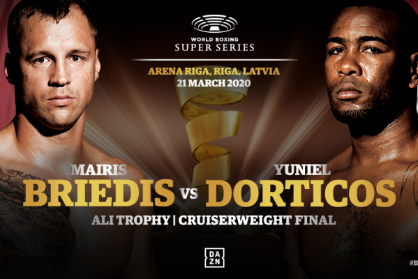 Mairis Briedis vs Yuniel Dorticos - Latvian gets WBSS final home advantage