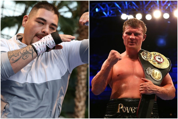 Andy Ruiz or Alexander Povetkin: Who is right for Dillian Whyte next fight?