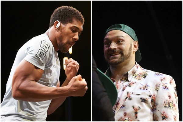 Anthony Joshua vs Tyson Fury and 4 more all-British showdowns we want to see