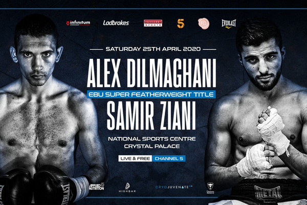 Alex Dilmaghani gets European title shot on free TV