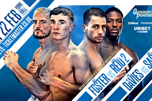 Brad Foster vs Lucien Reid 2 NOW LIVE ON ITV after BT Sport agree simulcast