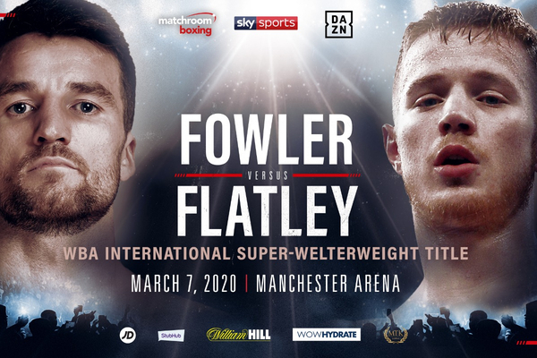 Anthony Fowler next fight is first test since joining Shane McGuigan