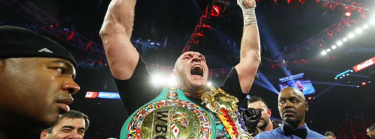 Why Tyson Fury exceeds Joe Calzaghe and Ricky Hatton as Britain's modern great