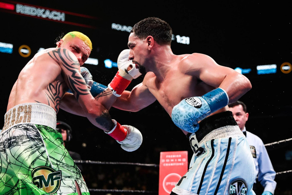Former champions Danny Garcia and Jarrett Hurd dominate, but fans want more