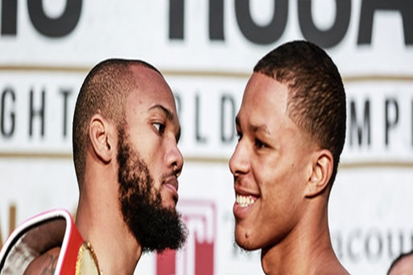 Big underdog Jeison Rosario shocks Julian Williams, wins super middleweight titles