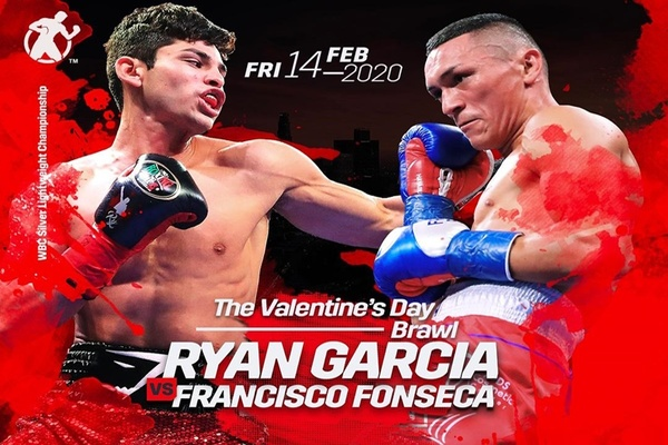 One punch and done: Ryan Garcia demolishes Francisco Fonseca