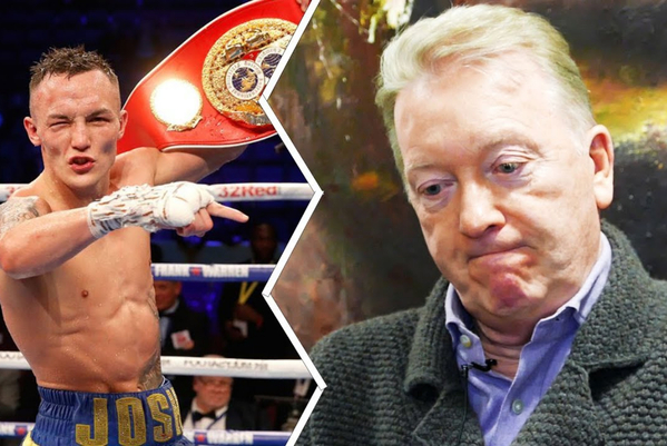 Frank Warren speaks on Josh Warrington split: full statement plus exclusive video interview