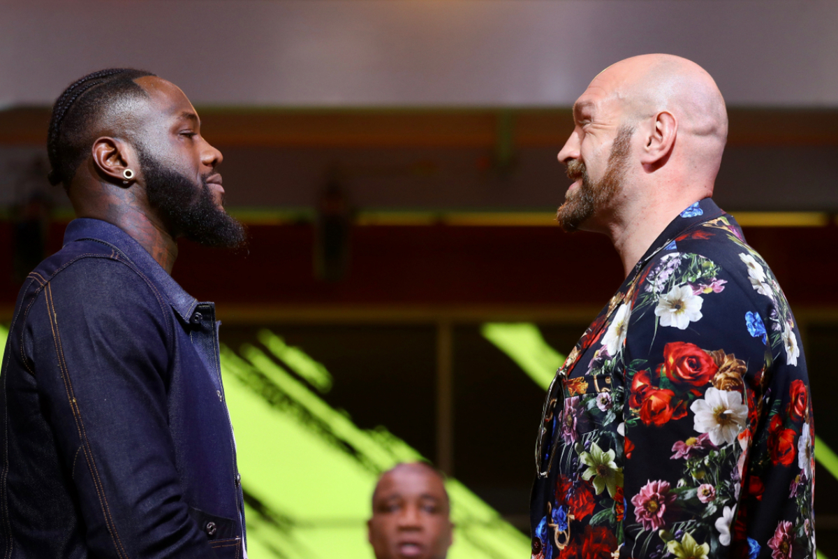 Deontay Wilder vs Tyson Fury 2 (Mikey Williams/Top Rank)
