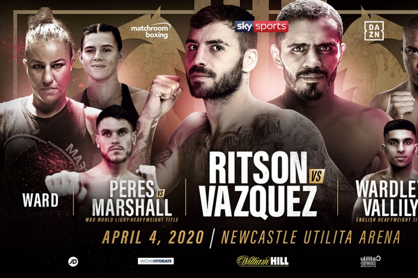 Lewis Ritson vs Miguel Vazquez boosted by Savannah Marshall world title shot