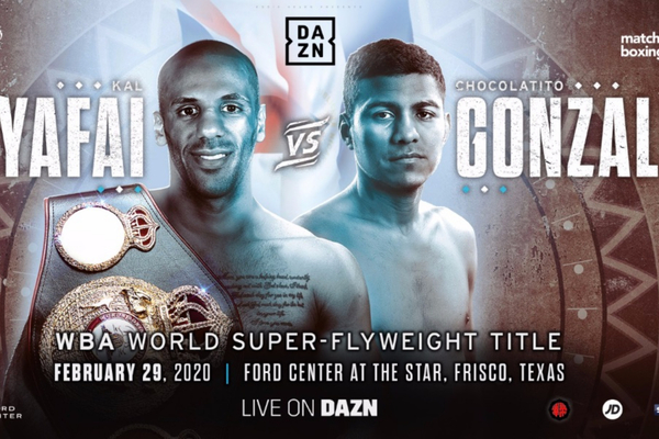 Kal Yafai vs Roman Gonzalez confirmed: 'When idols become rivals'