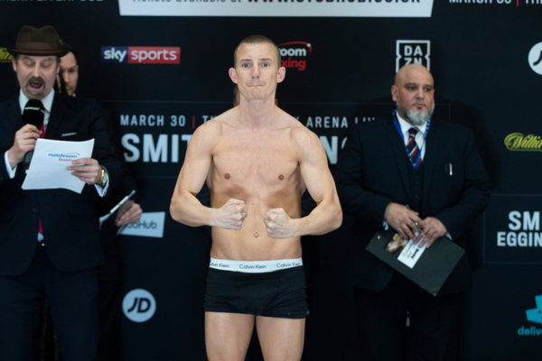Paul Butler hopes dream title opportunity is still available, also targeting Kal Yafai