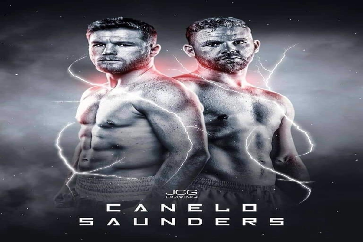 Canelo vs Billy Joe Saunders has been postponed, not cancelled