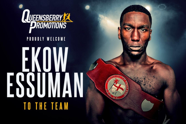 Ekow Essuman, hot talent, joins Frank Warren, targets British title