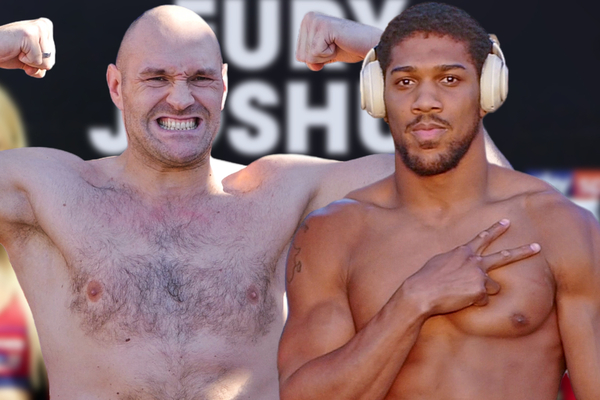 Anthony Joshua vs Tyson Fury – How they compare in 5 key categories
