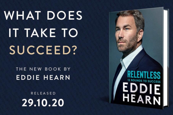 Eddie Hearn: From successful promoter to best-selling author?