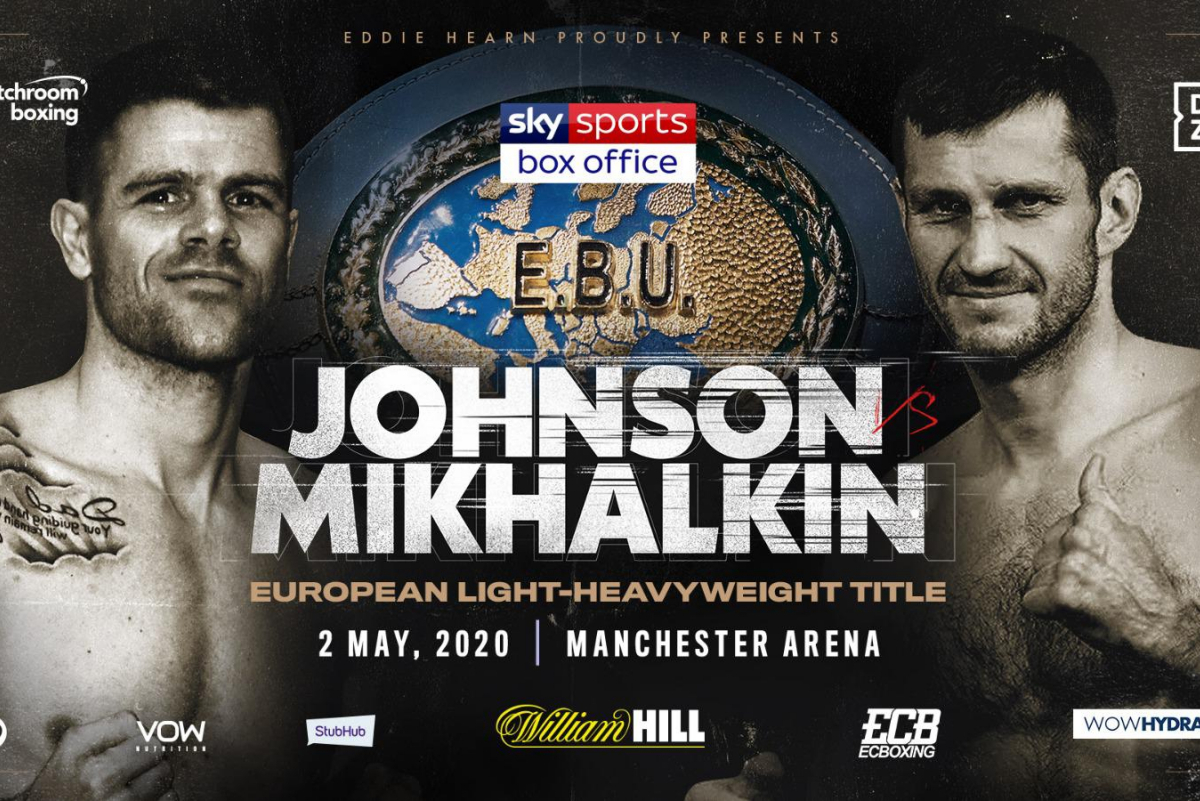 Callum Johnson vs Igor Mikhalkin