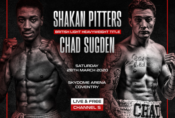 Why Shakan Pitters vs Craig Richards is off and Chad Sugden replaces 'Spider'