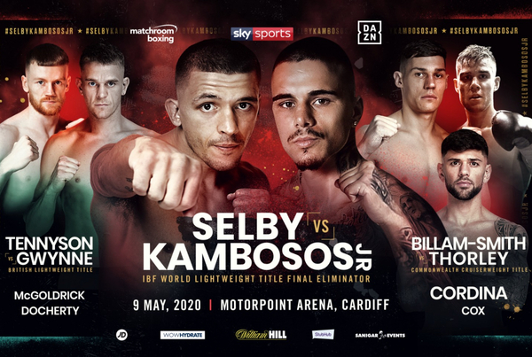 Lee Selby threatened with enforced retirement by final eliminator opponent