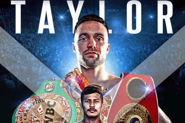 Josh Taylor vs Apinun Khongsong set for Frank Warren show as WBSS champion returns