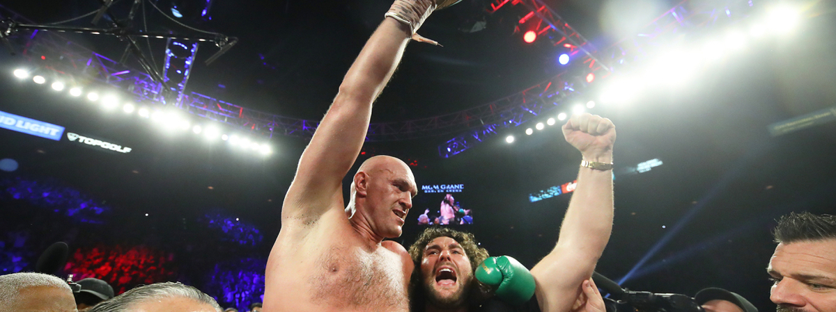 Tyson Fury embraces YouTube fighters, maybe you should too