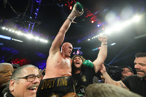 'Tyson Fury beating Deontay Wilder is my best win,' says legendary promoter Frank Warren