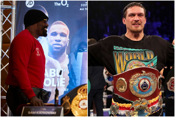 Oleksandr Usyk vs Dereck Chisora - 3 reasons it should not be a pay per view main event