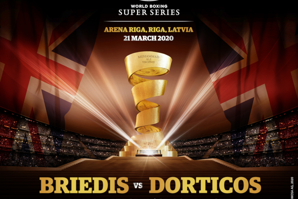 Mairis Briedis vs Yuniel Dorticos World Boxing Super Series final