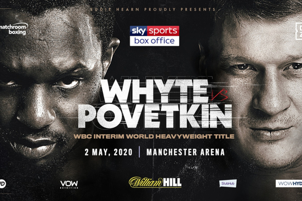 Dillian Whyte vs Alexander Povetkin - 'I respect him but I'm on to maximum violence'