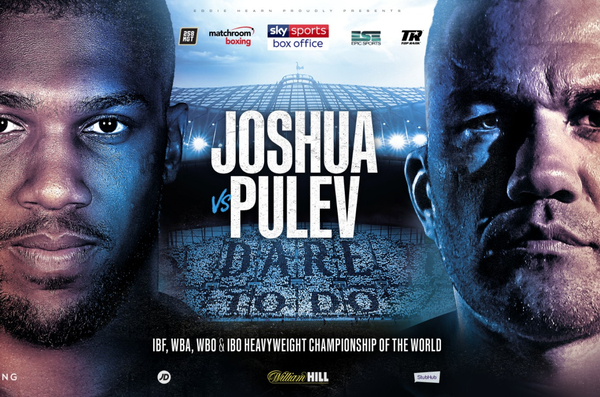 Anthony Joshua vs Kubrat Pulev postponed