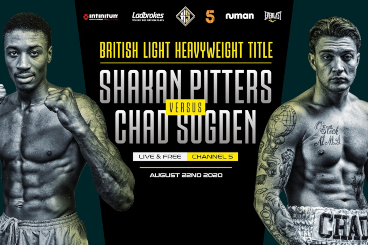 Shakan Pitters vs Chad Sugden