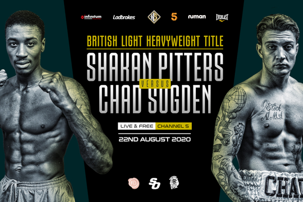 Shakan Pitters vs Chad Sugden marks beginning of Hennessy Sports' Boxing Unlocked partnership with Seconds Out