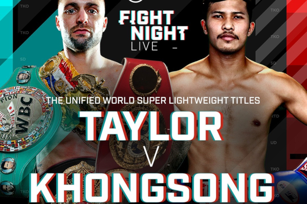 Josh Taylor vs Apinun Khongsong rescheduled by Frank Warren and Bob Arum