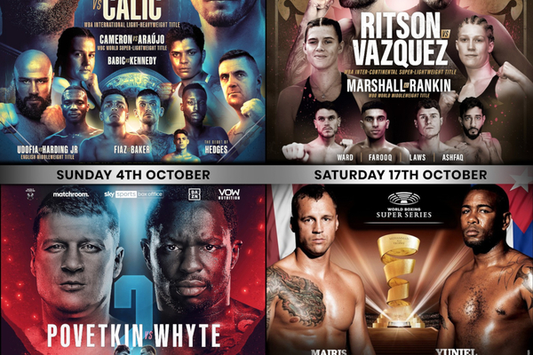 Alexander Povetkin vs Dillian Whyte rematch confirmed plus Sky Sports autumn schedule