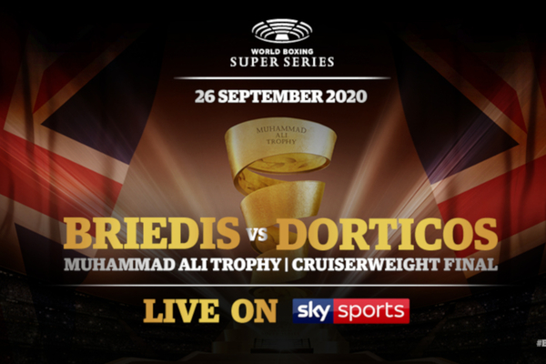 Mairis Briedis vs Yuniel Dorticos WBSS final on Sky Sports in the UK