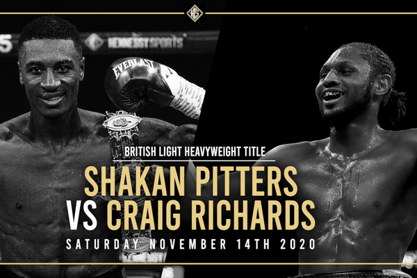 Shakan Pitters vs Craig Richards grudge match starts early, during fiery press conference