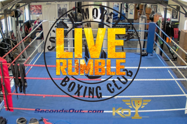 RUMBLE LIVE: ALL THRILLS, NO FRILLS