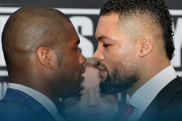 Daniel Dubois vs Joe Joyce will happen without fans