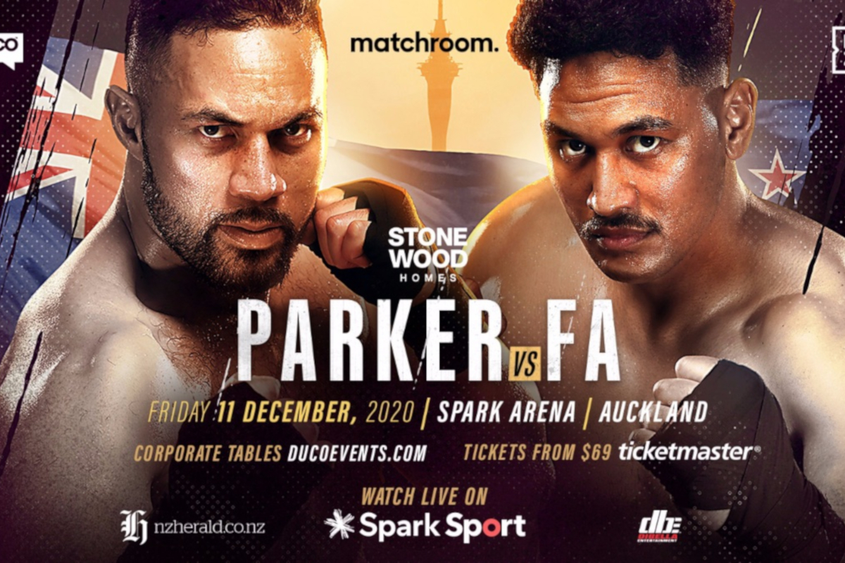 Joseph Parker vs Junior Fa